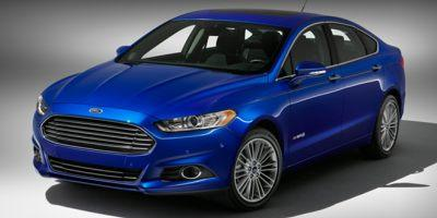 2016 Ford Fusion Vehicle Photo in Fort Worth, TX 76116