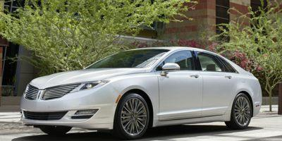 2016 Lincoln Mkz Vehicle Photo In Parkersburg Wv 26101