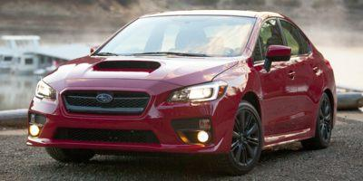 2016 Subaru WRX Vehicle Photo in Anchorage, AK 99515