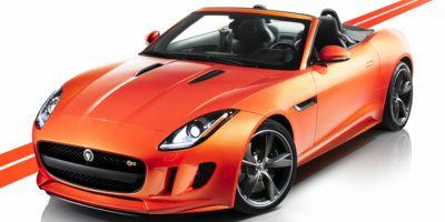 2016 Jaguar F-TYPE Vehicle Photo in Charlotte, NC 28227