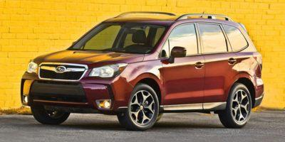 2016 Subaru Forester Vehicle Photo in Spokane, WA 99207