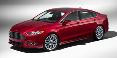 2016 Ford Fusion Vehicle Photo in Bloomington, IN 47403