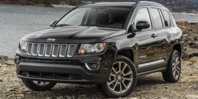 2016 Jeep Compass Vehicle Photo in Oak Lawn, IL 60453