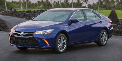 2016 Toyota Camry Hybrid Vehicle Photo in Albuquerque, NM 87114