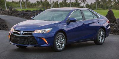 2016 Toyota Camry Hybrid Vehicle Photo In Groveport Oh 43125