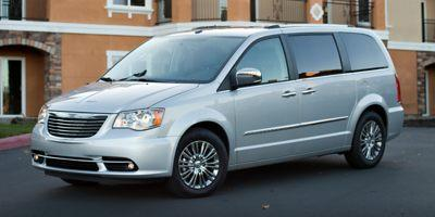 2016 Chrysler Town & Country Vehicle Photo in Kansas City, MO 64118