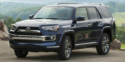 2016 Toyota 4Runner Vehicle Photo in Enid, OK 73703