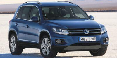 2016 Volkswagen Tiguan Vehicle Photo in Rockville, MD 20852