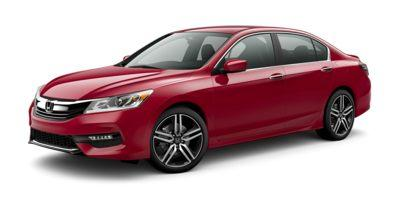 2016 Honda Accord Sedan Vehicle Photo in Gaffney, SC 29341