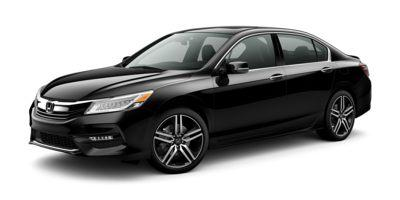 2016 Honda Accord Sedan Vehicle Photo in Enid, OK 73703