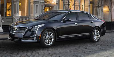 2016 Cadillac CT6 Vehicle Photo in Nashua, NH 03060