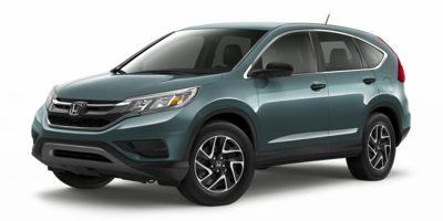 2016 Honda CR-V Vehicle Photo in Arlington, TX 76017