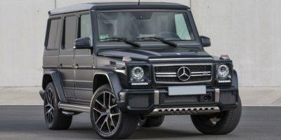 2016 Mercedes-Benz G-Class Vehicle Photo in American Fork, UT 84003