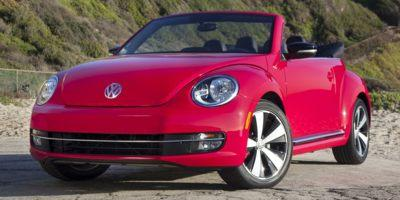 2016 Volkswagen Beetle Convertible Vehicle Photo in Bowie, MD 20716