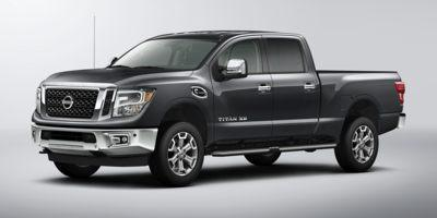 2016 Nissan Titan XD Vehicle Photo in Bedford, TX 76022