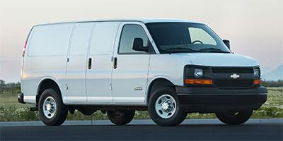 2017 Chevrolet Express Cargo Van Vehicle Photo in San Leandro, CA 94577