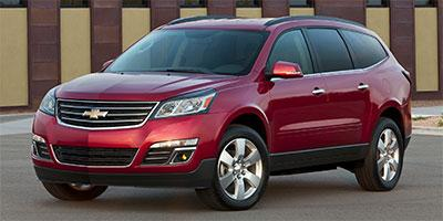 2017 Chevrolet Traverse Vehicle Photo in Chickasha, OK 73018