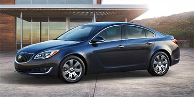 2017 Buick Regal Vehicle Photo in San Leandro, CA 94577