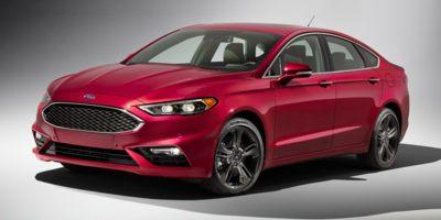 2017 Ford Fusion Vehicle Photo in Colorado Springs, CO 80905