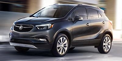2017 Buick Encore Vehicle Photo in Plainfield, IL 60586-5132