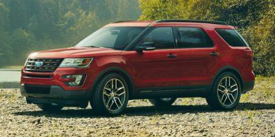 2017 Ford Explorer Vehicle Photo in Pahrump, NV 89048