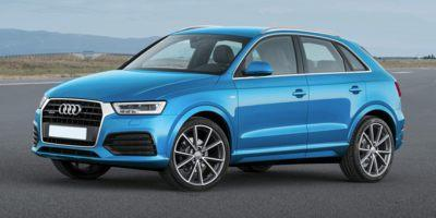 2017 Audi Q3 Vehicle Photo in Springfield, MO 65809