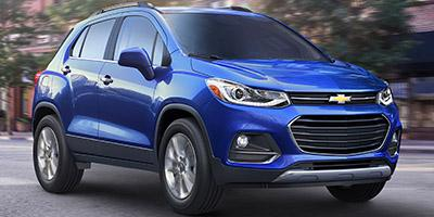 2017 Chevrolet Trax Vehicle Photo in Pahrump, NV 89048