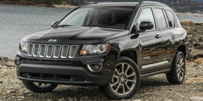 2017 Jeep Compass Vehicle Photo in Gaffney, SC 29341