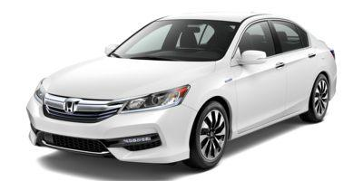 2017 Honda Accord Hybrid Vehicle Photo in Bayside, NY 11361