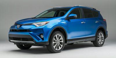 2017 Toyota RAV4 Hybrid Vehicle Photo in Oshkosh, WI 54904