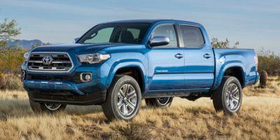 2017 Toyota Tacoma Vehicle Photo in Odessa, TX 79762
