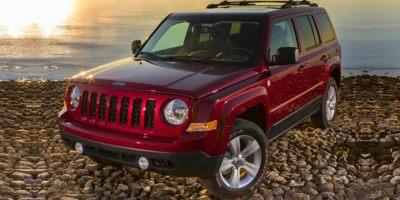 2017 Jeep Patriot Vehicle Photo in Anchorage, AK 99515