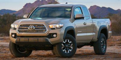 2017 Toyota Tacoma Vehicle Photo in Milford, OH 45150