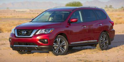 2017 Nissan Pathfinder Vehicle Photo in Oshkosh, WI 54904
