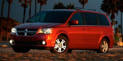 2017 Dodge Grand Caravan Vehicle Photo in Manhattan, KS 66502