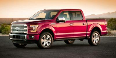 2017 Ford F-150 Vehicle Photo in Williston, ND 58801