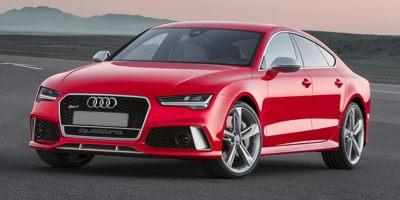 2017 Audi RS 7 Vehicle Photo in Kernersville, NC 27284