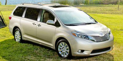 2017 Toyota Sienna Vehicle Photo in Van Nuys, CA 91401