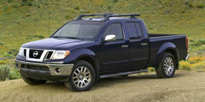 2017 Nissan Frontier Vehicle Photo in San Leandro, CA 94577