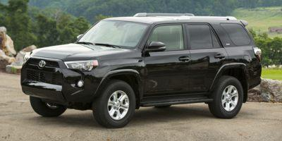 2017 Toyota 4Runner Vehicle Photo in Manhattan, KS 66502