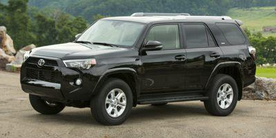 2017 Toyota 4Runner Vehicle Photo in Odessa, TX 79762