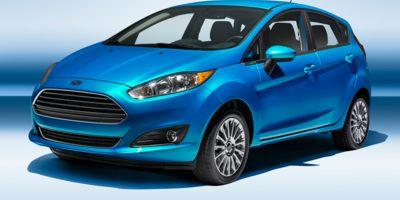 2017 Ford Fiesta Vehicle Photo in Twin Falls, ID 83301