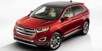 2017 Ford Edge Vehicle Photo in Odessa, TX 79762