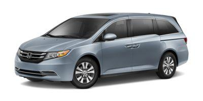 2017 Honda Odyssey Vehicle Photo in Rockville, MD 20852