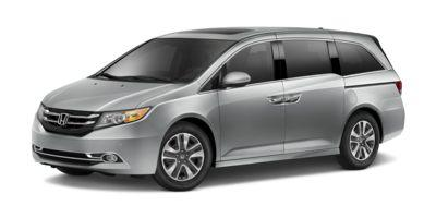 2017 Honda Odyssey Vehicle Photo in Joliet, IL 60435