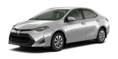 2017 Toyota Corolla Vehicle Photo in Janesville, WI 53545