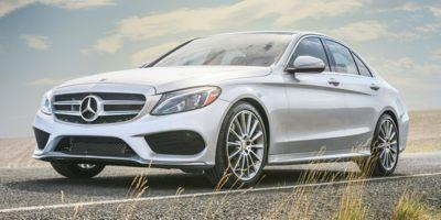 2017 Mercedes-Benz C-Class Vehicle Photo in Joliet, IL 60435