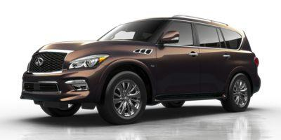 2017 INFINITI QX80 Vehicle Photo in Baton Rouge, LA 70809
