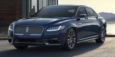 2017 Lincoln Continental Vehicle Photo In Colorado Springs Co 80905