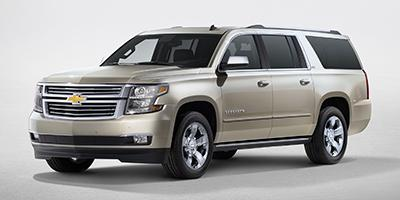 2018 Chevrolet Suburban Vehicle Photo in Novato, CA 94945